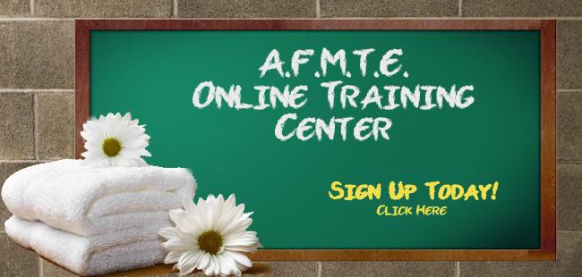AFMTE-Online Massage Training Center