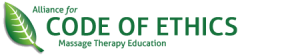 AFMTE - Massage Therapy- Code of Ethics