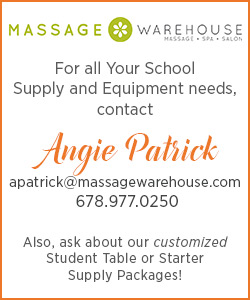 Massage Warehouse Banner ad