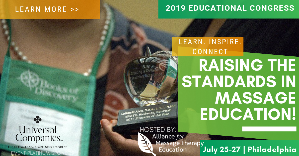 2019 educator of the year award recipients learn-moremassage-education-conference-teacher-training-massage-therapy